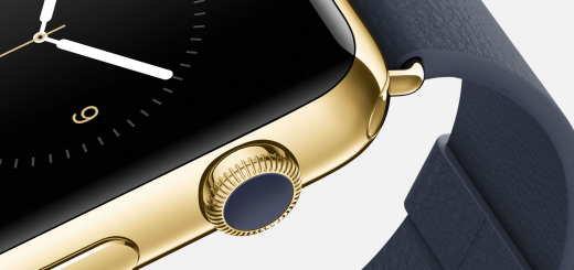 closeup apple watch