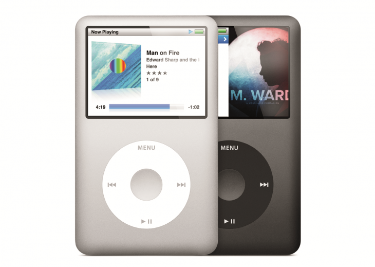 ipod 730x519 Goodbye, old friend: Apple finally retires the iPod Classic
