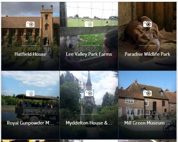 locationcards Nokia teases a new Web version of HERE maps, focusing on context and discovering places