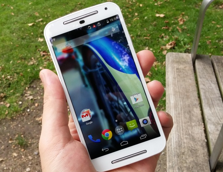 motog 2014 2 730x562 Hands on with Motorolas new Moto G: A delicate balance of price and performance