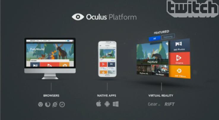 oculus announces mobile sdk and platform for developers. Black Bedroom Furniture Sets. Home Design Ideas