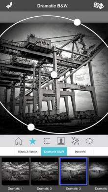 photo 1 220x390 9 black and white mobile camera apps go mono a mono