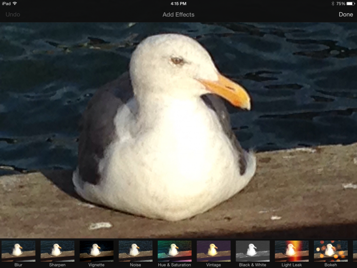 2014 10 23 16.15.57 730x547 Hands on: Pixelmator for iPad is a valuable tool for artists and photographers