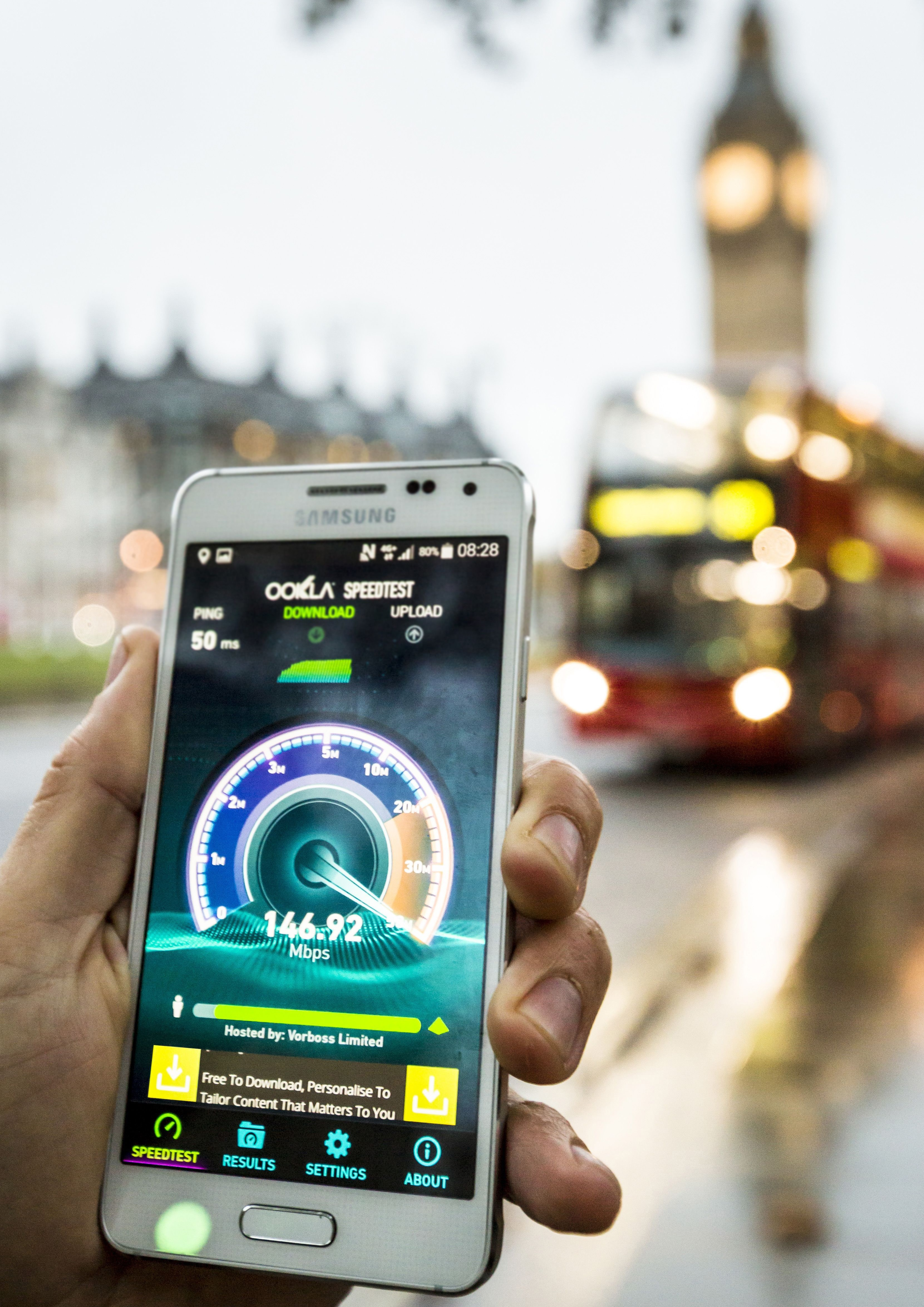 Ofcom Plans Auction To Power Up UK 4G