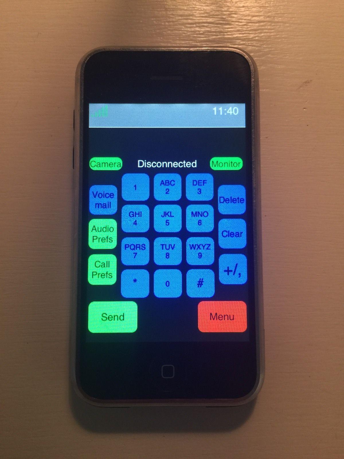 Dialer app