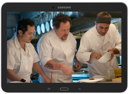 5 SamGal10 Front Chef 520x381 Barnes & Noble launches a 10.1 inch version of its Samsung Galaxy Tab 4 Nook tablet for $299.99