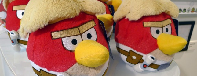 Angry Birds Maker Rovio to Cut Up to 130 Jobs