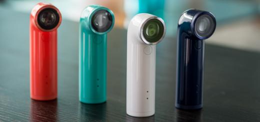 HTC announces RE portable action camera