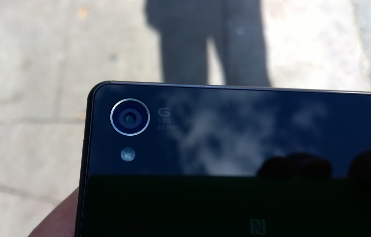 Camera lens 730x466 Sony Xperia Z3 review: Iterative upgrades in just the right places