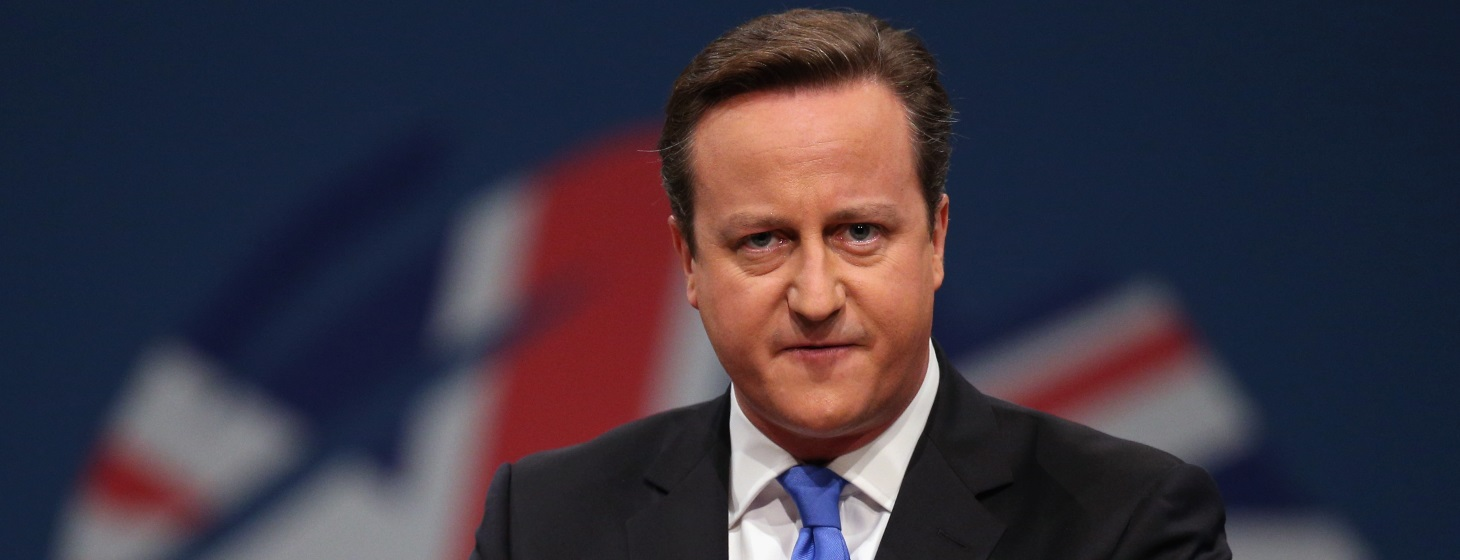 Awesome 'Cameron Conference Rap' Shows Why World Needs Parody Mashups