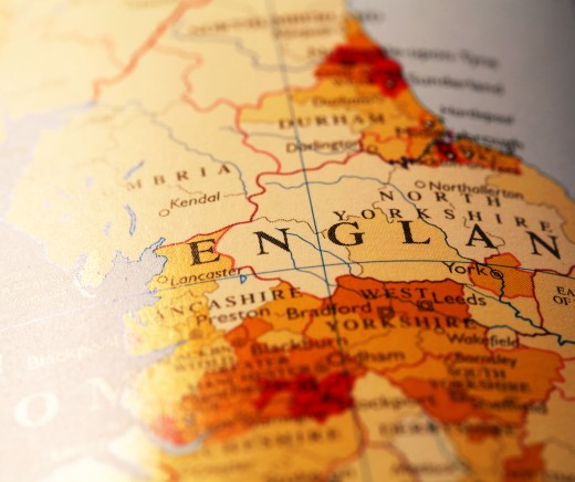 England 520x436 Can a TechNorth cluster put the North of England on the technology map?