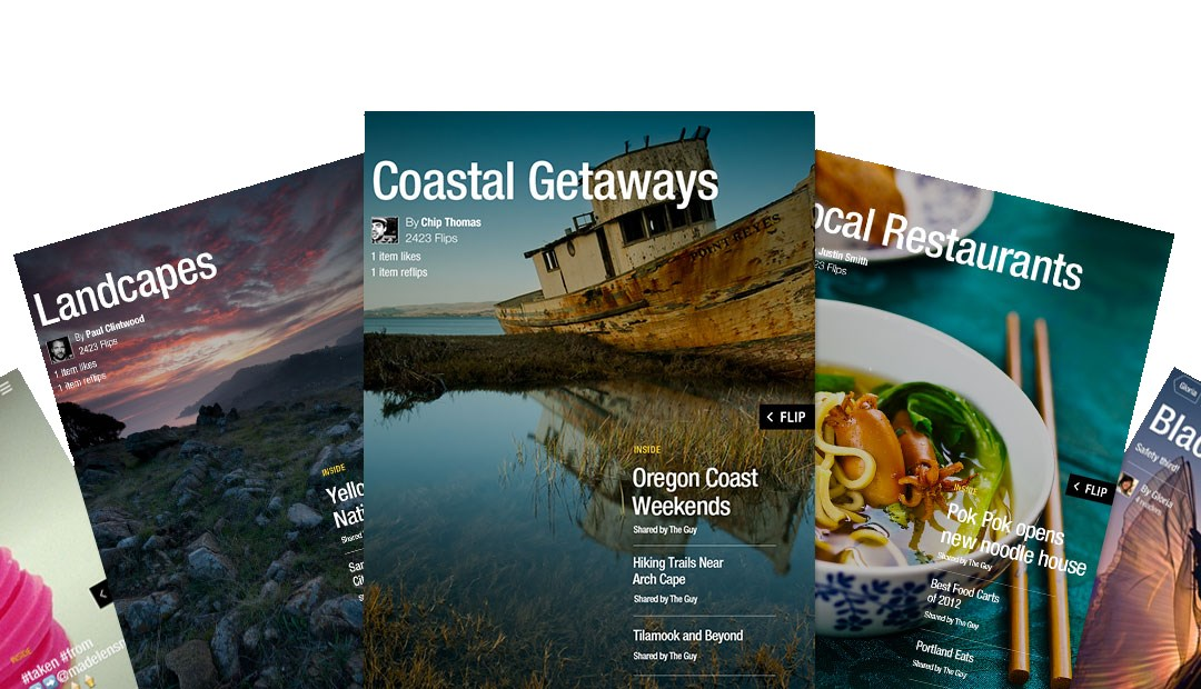 Flipboard launches a fresh new design and gives you 30,000 topics to follow - The Next Web