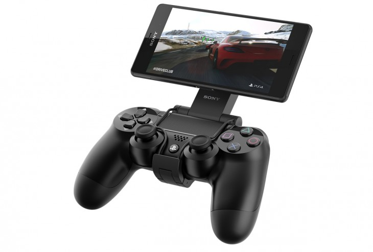 GCM10 Game Control Mount Sony 730x494 Sony Xperia Z3 review: Iterative upgrades in just the right places