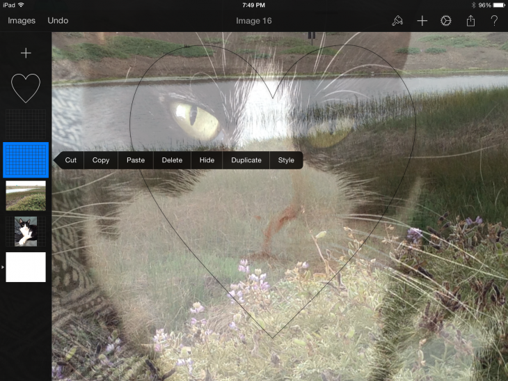 IMG 0492 3 730x547 Hands on: Pixelmator for iPad is a valuable tool for artists and photographers