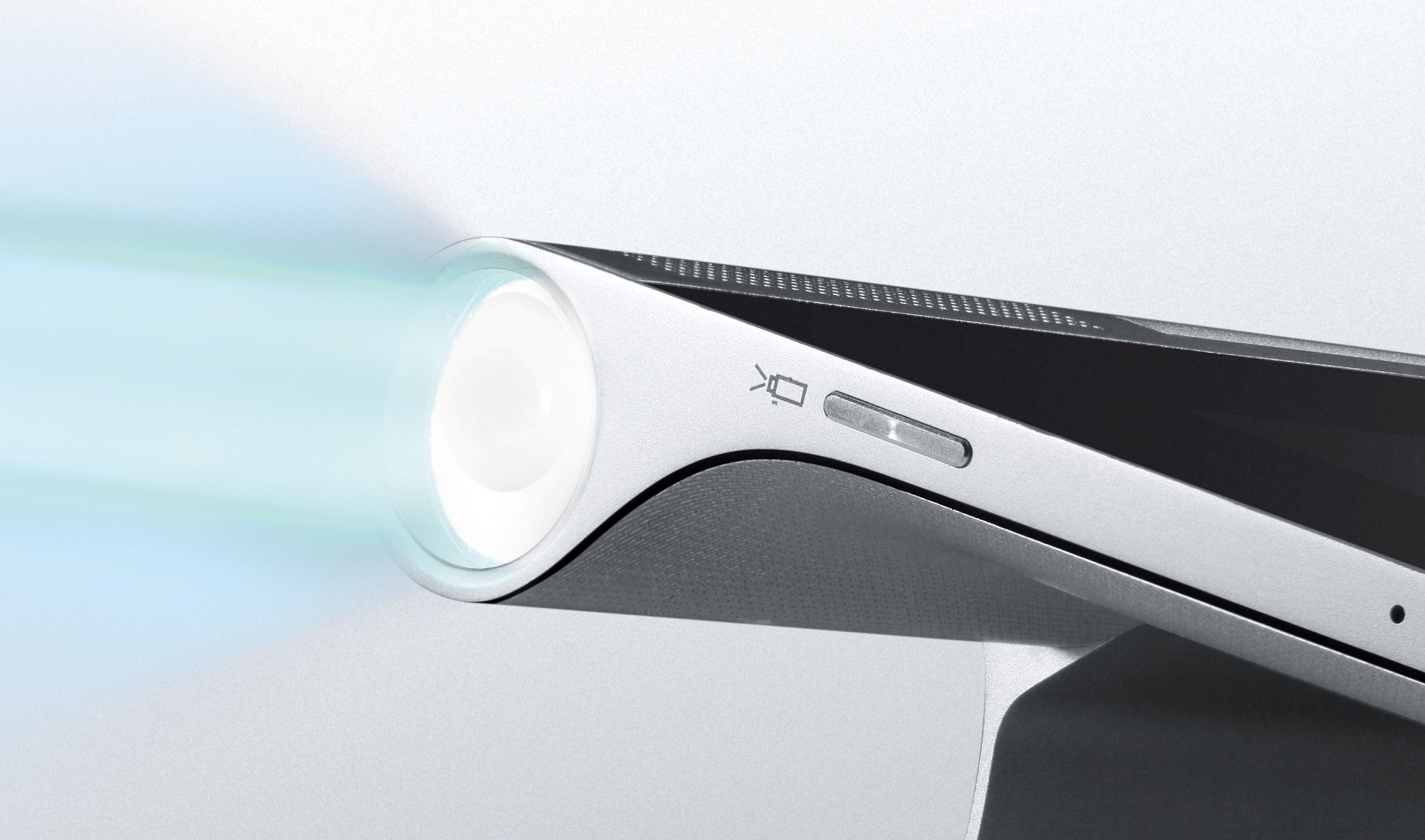 Watch the Yoga Tablet 2 Pro With Built in Projector