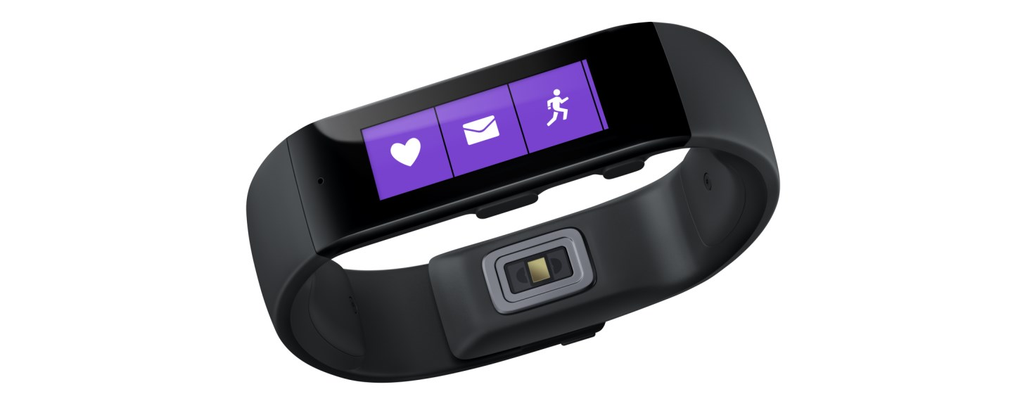 Microsoft Band is a new cloud-powered wearable fitness tracker - The Next Web