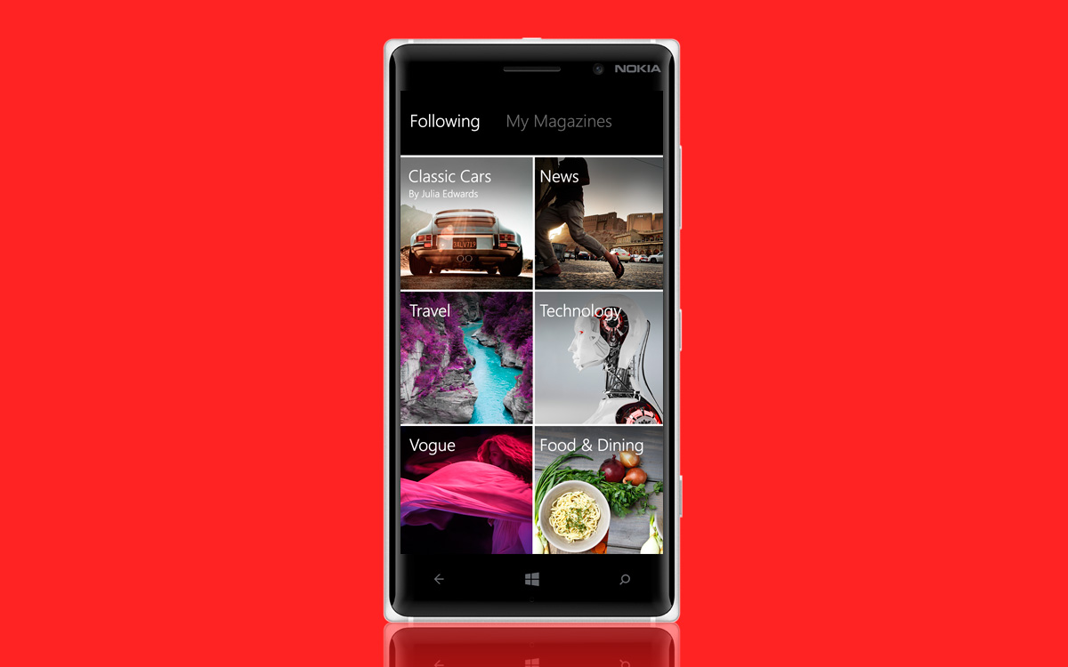 Flipboard for Windows Phone 8 is finally here - The Next Web