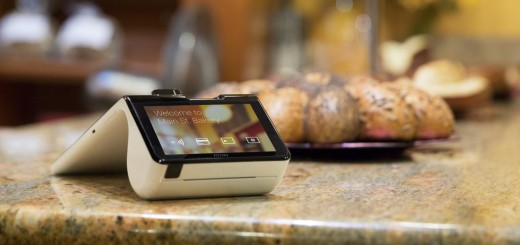 Poynt – Customer screen on counter