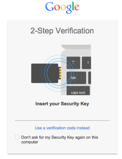 Screen Shot 2014 09 28 at 11 15 24 PM Google strengthens its 2 step account verification with support for physical security keys