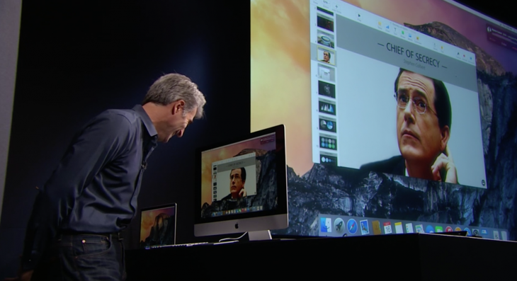 Screen Shot 2014 10 16 at 18.31.09 730x397 Apple to release OS X Yosemite on the Mac App Store later today