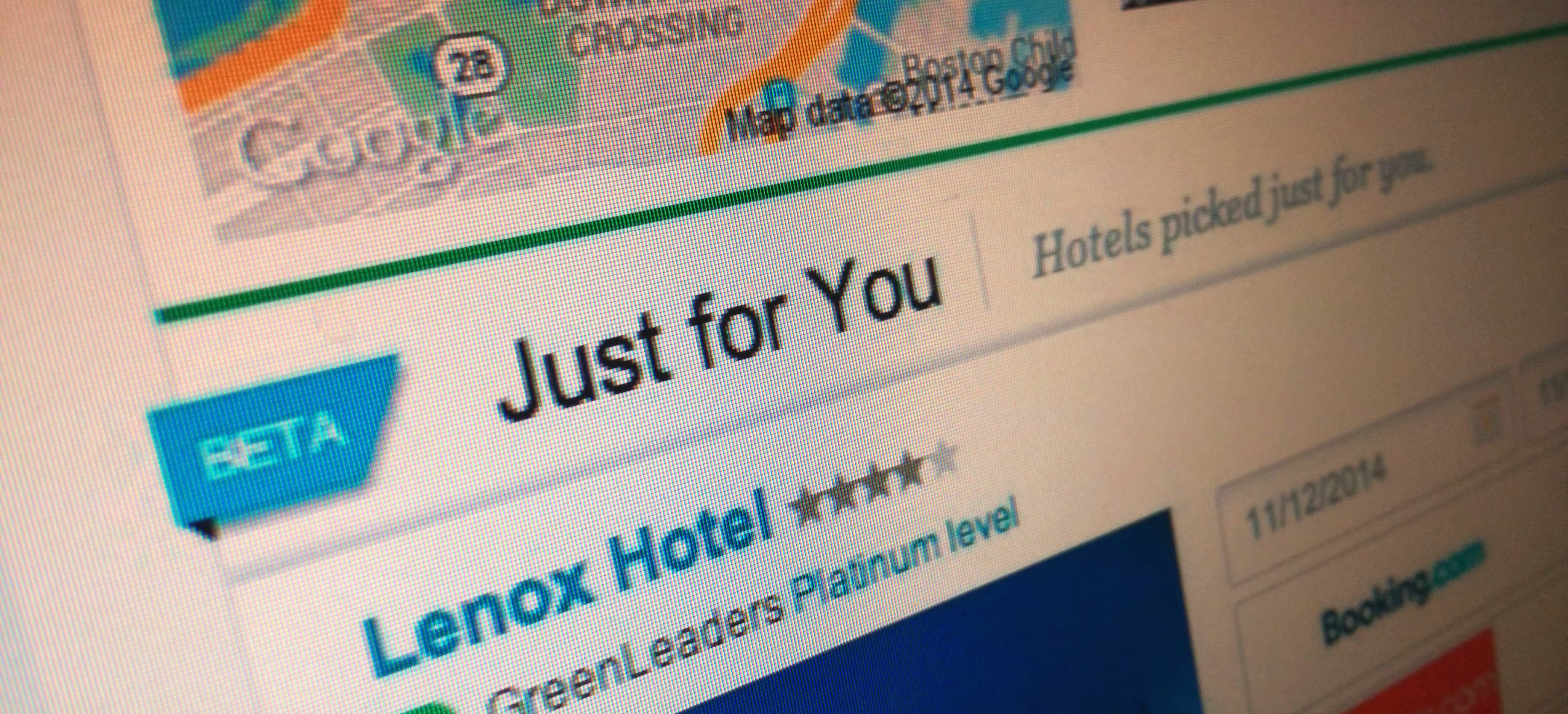 TripAdvisor Launches 'Just for You' Recommendations