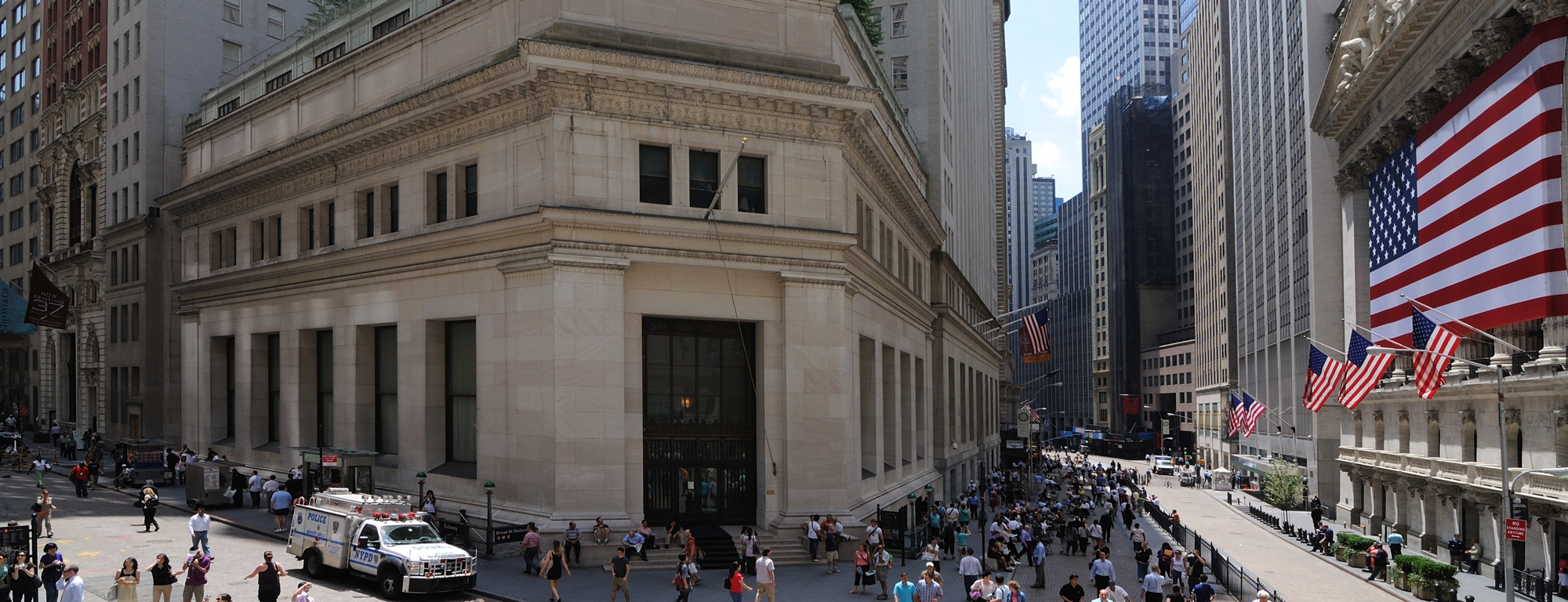 The Next Web is Coming to Wall Street