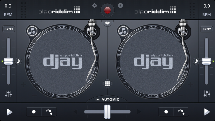 a10 730x410 Algoriddim finally brings its popular Djay app to Android, create mixes from Spotify or your own music