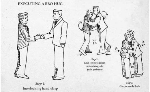 A guide to end awkward handshakes