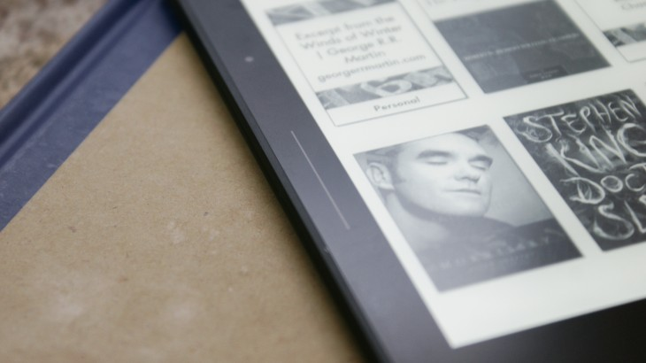 kindle voyage 2 730x410 Kindle Voyage review: The ultimate reading machine