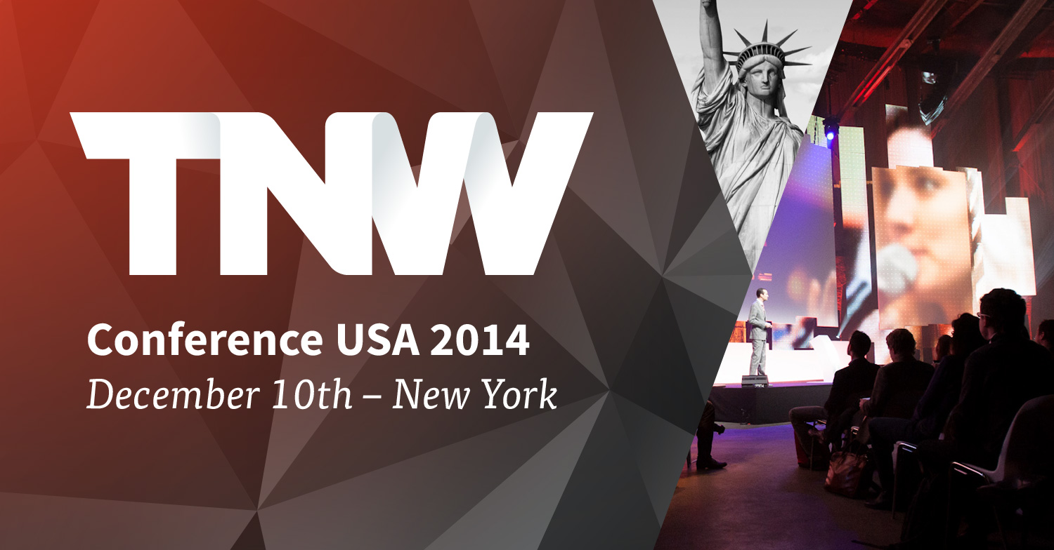 Here it is: The Schedule for The Next Web Conference USA