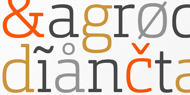 orgon slab 23 of the most beautiful typefaces from September 2014