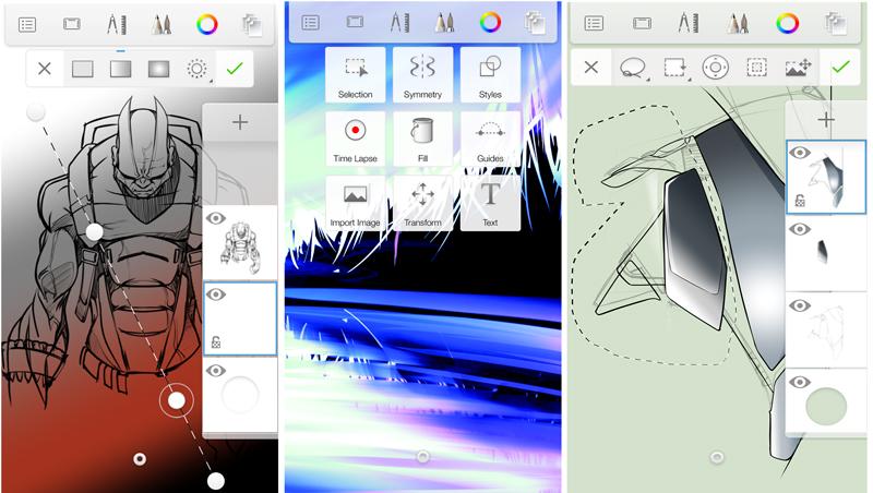 Autodesk 39 S Sketchbook App Updates Unify Its Mobile Platform