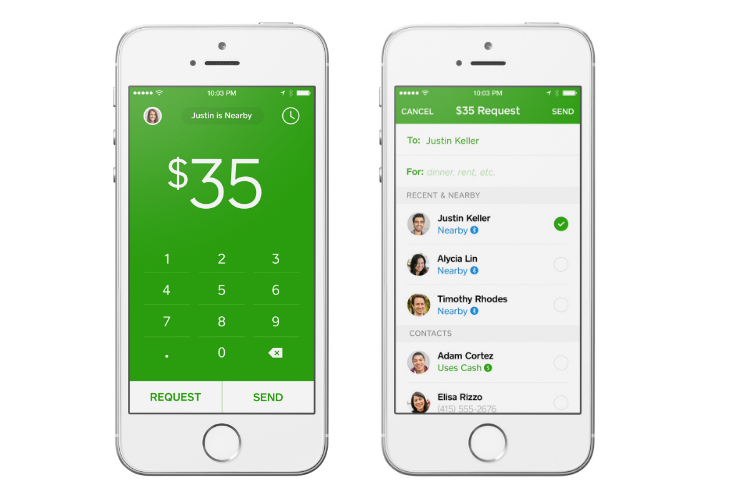 squarecash1 65 of the best iOS apps launched in 2014