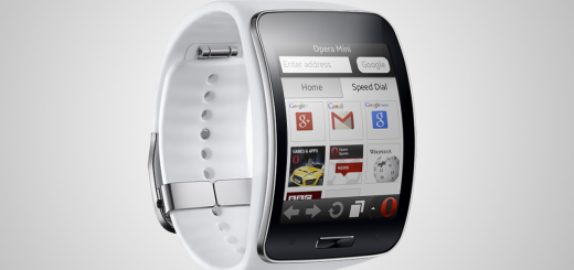 Opera Mini will let you browse the Web on your Samsung Gear S smartwatch