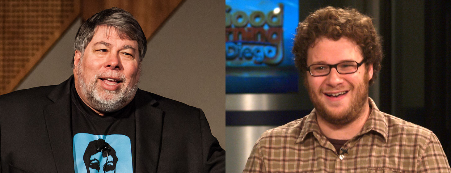 Seth Rogen reported to play Woz in the upcoming Steve Jobs movie - The Next Web