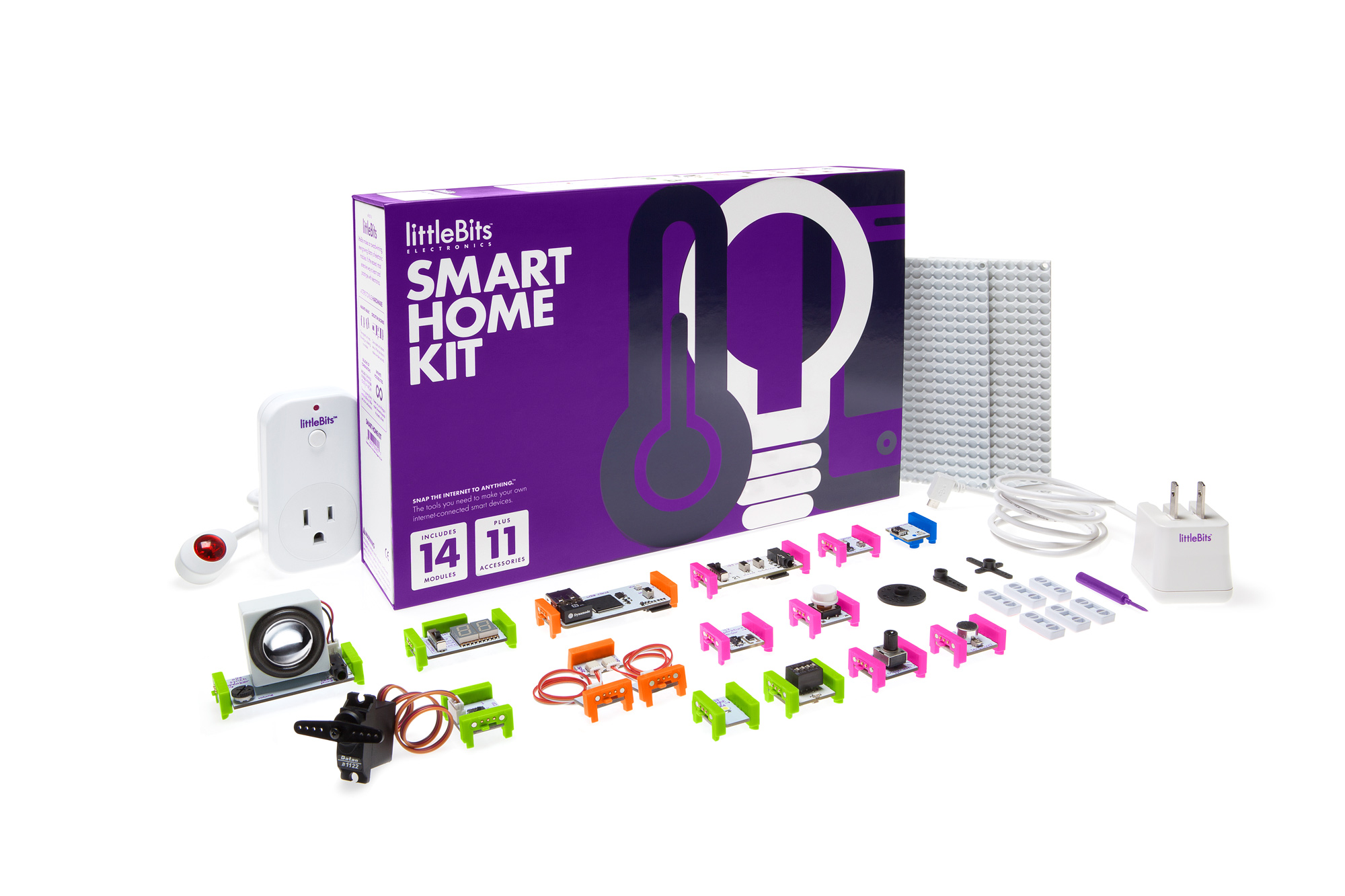 Littlebits Introduces Internet Of Things Enabled Smart