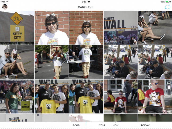 2014 11 19 14.50.19 730x547 Dropbox launches iPad and Web versions of its Carousel photo gallery app