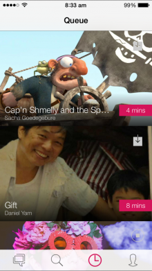 3 Queue 220x391 Viddsee launches for iPhone to showcase short films from Southeast Asia