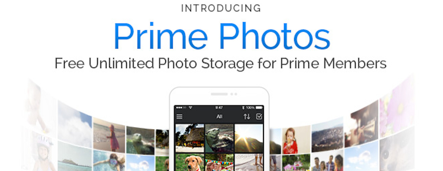 Amazon Prime Photos free unlimited storage hits the UK