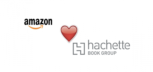 Amazon hearts Hachette