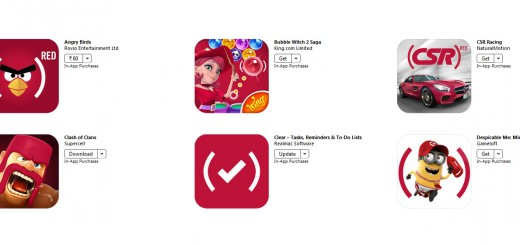 Apple RED Apps