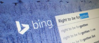 Bing right to be forgotten