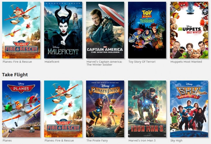 Disney Movies Anywhere 730x501 65 of the best iOS apps launched in 2014