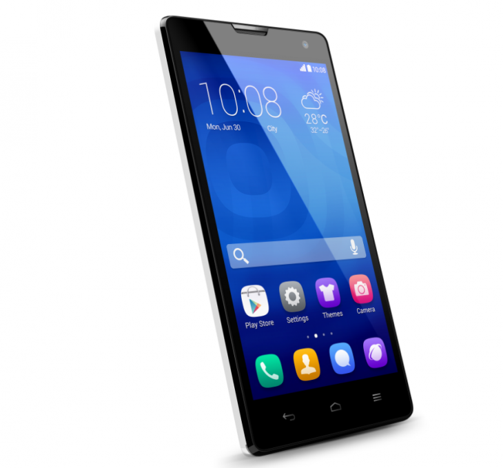 Honor3C 730x679 Huawei made Honor 3C Android smartphone launches with 5 inch display and £110 retail price