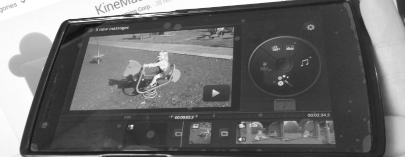 KineMaster could be the best video-editing app for Android