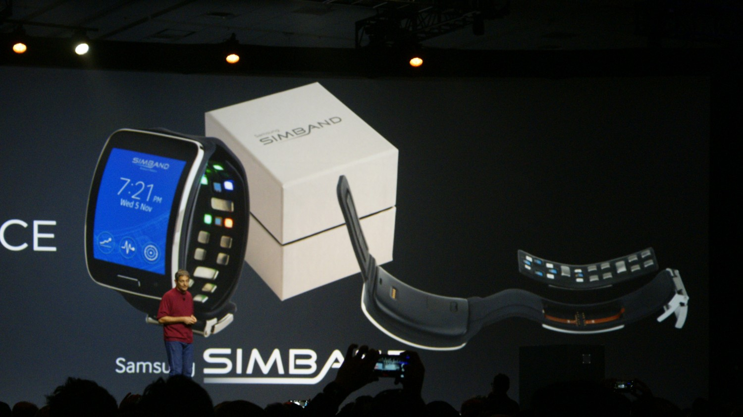 Samsung opens up SIMBAND wearable to developers