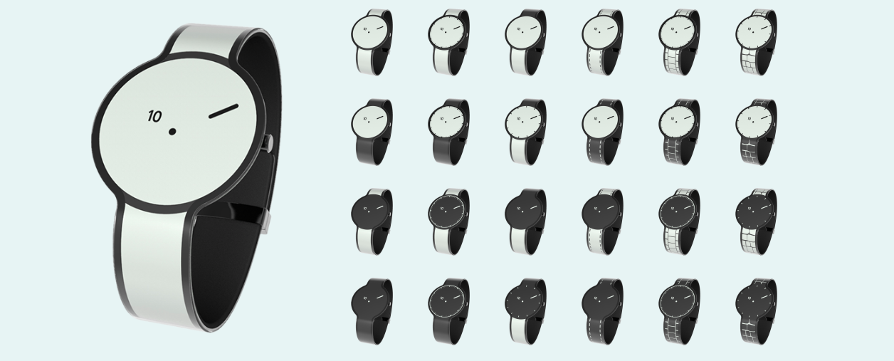 Sony Developed an Epaper Watch and Put it on a Crowdfunding Site