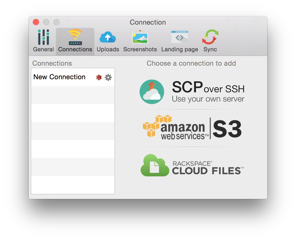 Dropshare Helps You Share Files Using a Service You Control