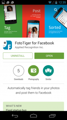 Screenshot 2014 11 18 12 35 07 220x391 FotoTiger facial recognition app for Android puts the Who in your photos