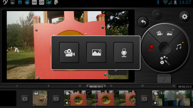 Screenshot 2014 11 28 14 07 39 730x410 KineMaster could be the best video editing app for Android